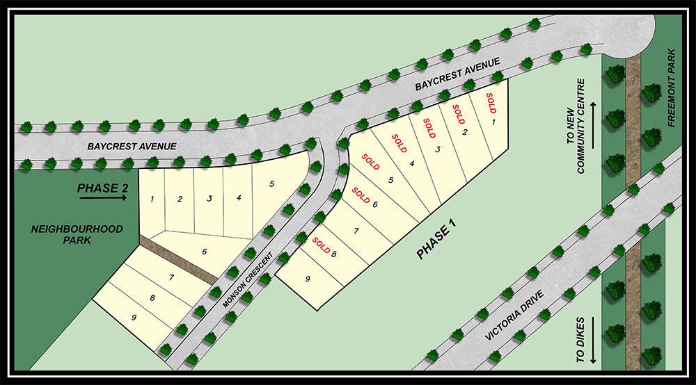 baycrest-heights-map